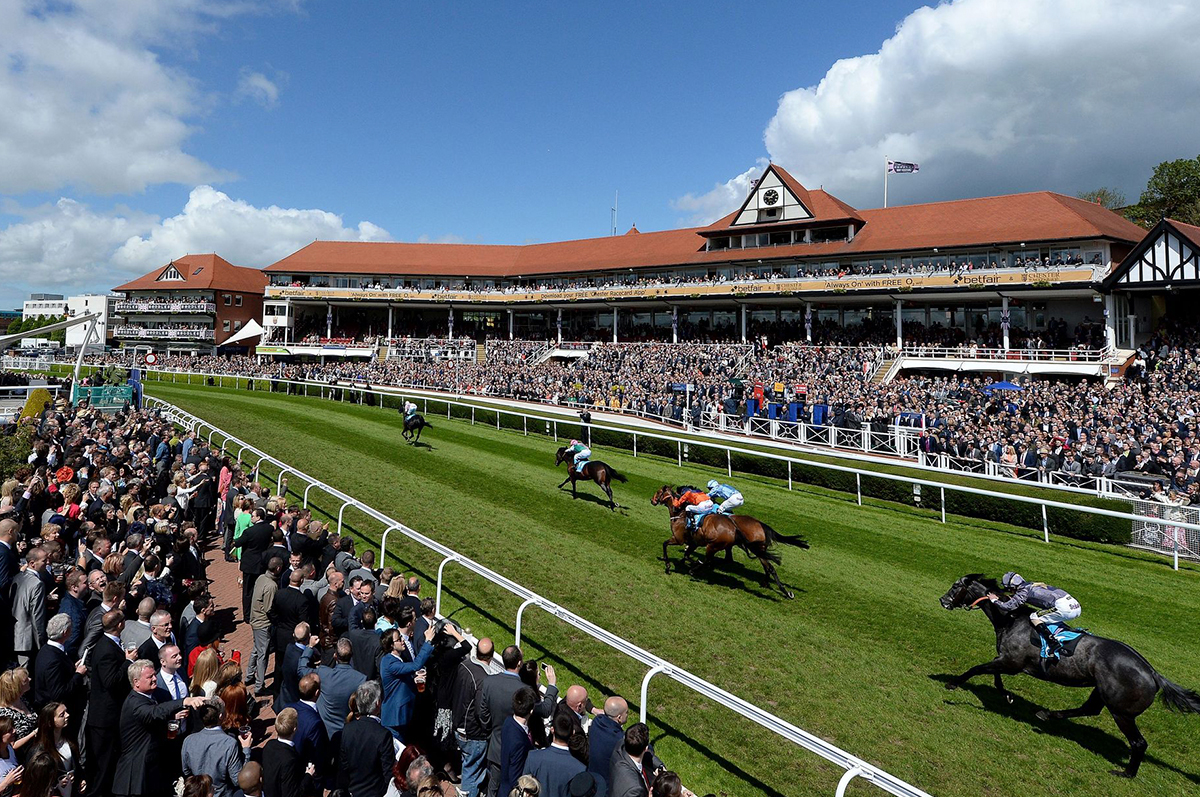Commo Pop Up at Chester Racecourse Returns thumbnail image